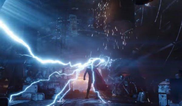 Thor avengers infinity war stormbreaker