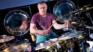 Carl Palmer could have been in Sabbath