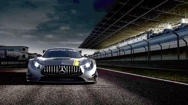 Mercedes joins the GT3 club with ultra-aggressive thoroughbred racer