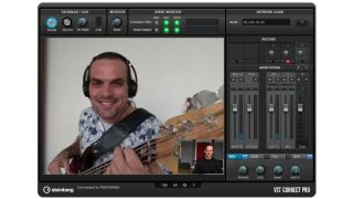 Proof, if it were needed, that using VST Connect Pro makes you smile.