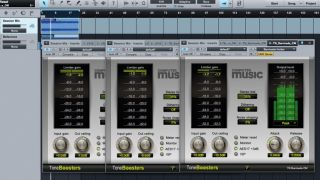 Distributing your limiting between several plugins can result in a more natural sound.