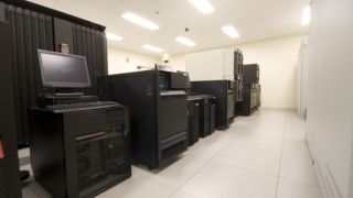 IBM data centre pic