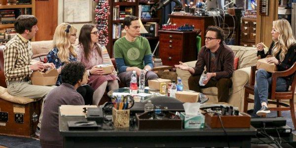 the big bang theory cast season 12 cbs