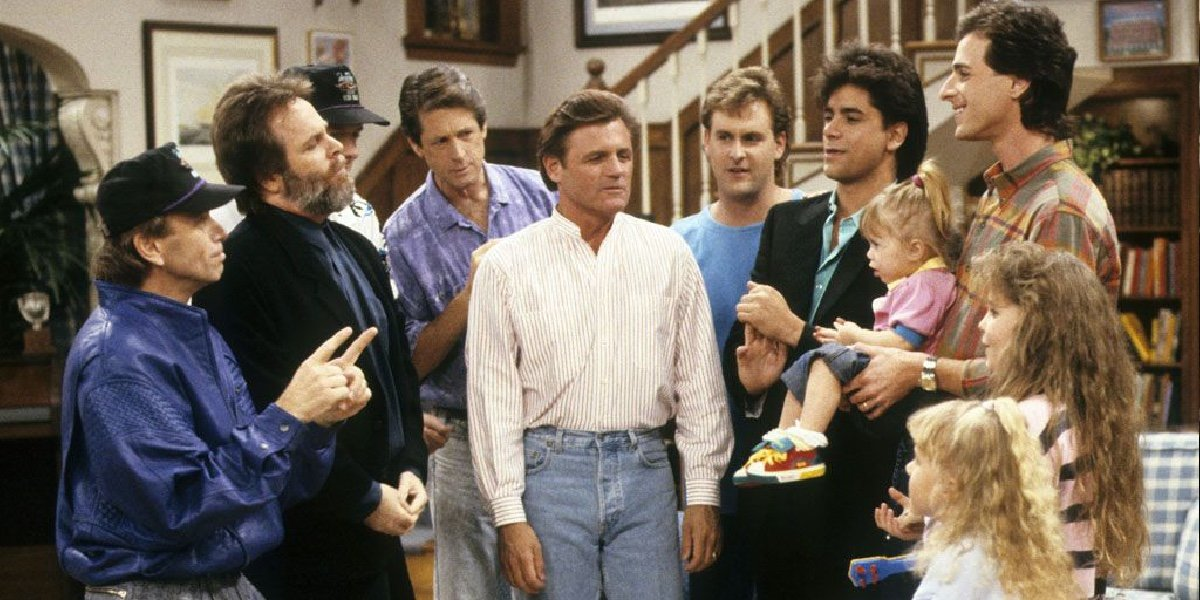 The Beach Boys, Dave Coulier, John Stamos, Mary-Kate & Ashley Olsen, Bob Saget, Candace Cameron Bure and Jodie Sweeten.