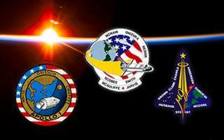 NASA Memorial Apollo 1 Challenger Columbia