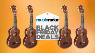 The Mitchell MU40 soprano ukulele drops to its lowest price ever - only $29.99 at Guitar Center