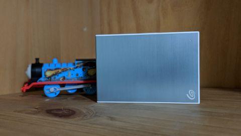 Seagate Backup Plus Slim 2TB portable hard disk drive review