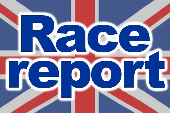 British race report logo