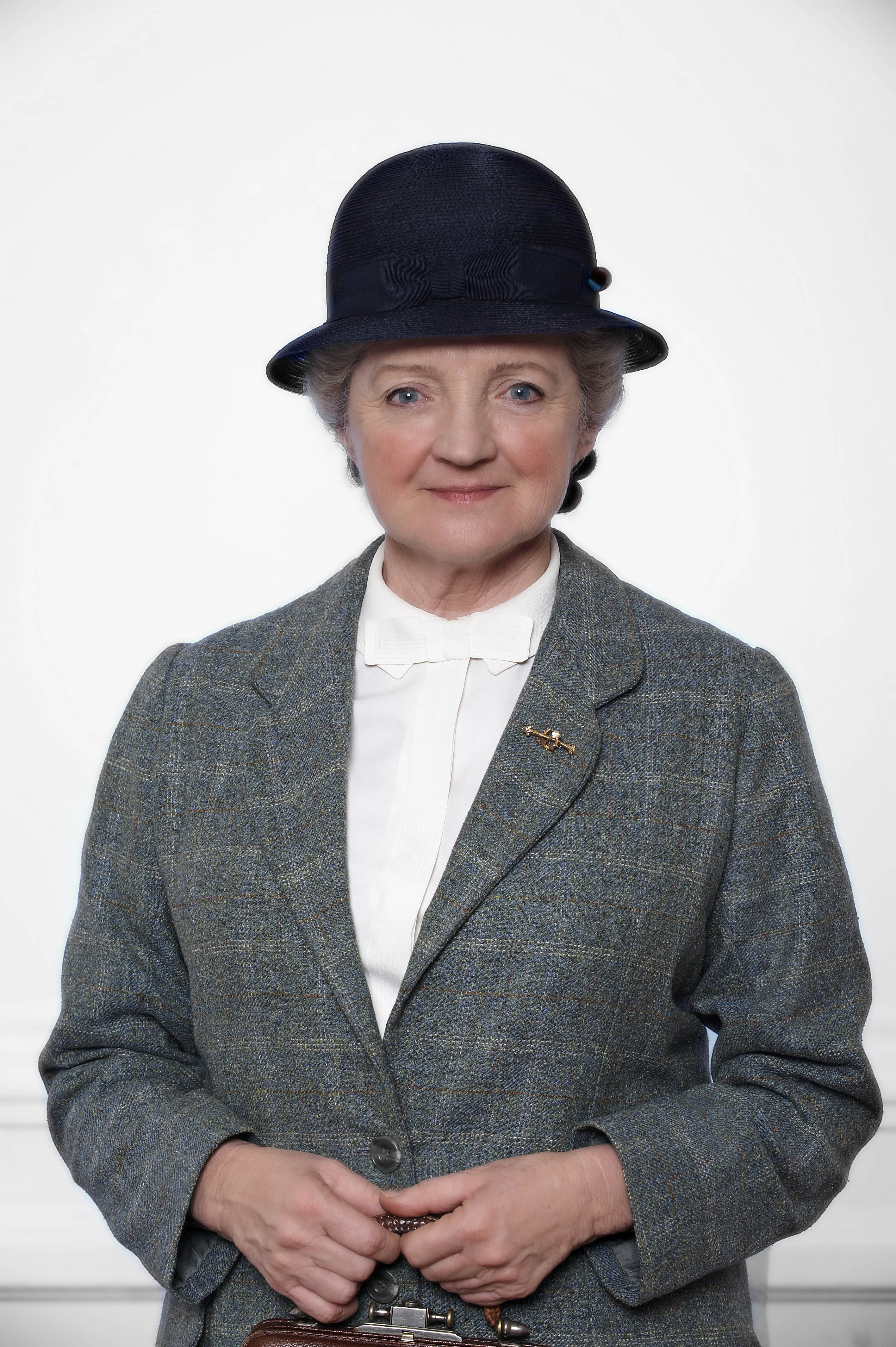 Julia McKenzie: Why my Miss Marple rocks!