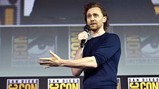 Tom Hiddleston at SDCC 2019