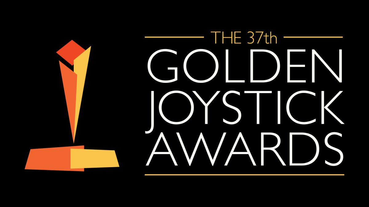 Quick! There's just two weeks left to get your votes in for The Golden Joysticks Awards