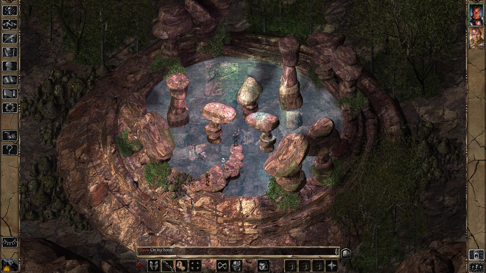 Baldur's Gate 2: Enhanced Edition PC and Mac Release Date Confirmed, First Gameplay Trailer Now Available #28627