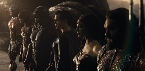 In 'Zack Snyder's Justice League,' a team of superheroes including Cyborg, The Flash, Batman, Superman, Wonder Woman and Aquaman come together to stop Steppenwolf from destroying planet Earth.