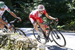 Jesús Herrada at the 2020 Tour de France