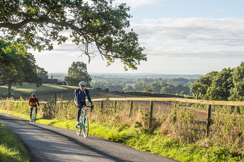 How many cycling milestones have you achieved?