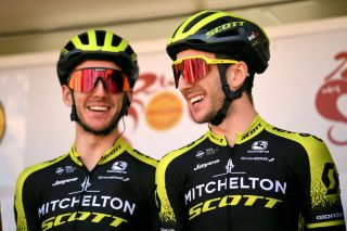 Simon and Adam Yates