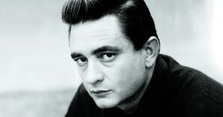 Last September, 12 years after Johnny Cash's death, this excellent film aired in the US under the title Johnny Cash: American Rebel. I