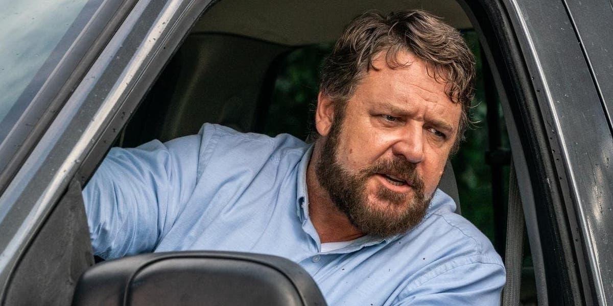 Russell Crowe in Unhinged