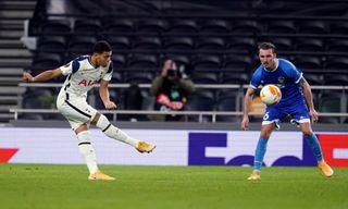 Tottenham Hotspur v Wolfsberger AC – UEFA Europa League – Round of 32 – Second Leg – Tottenham Hotspur Stadium