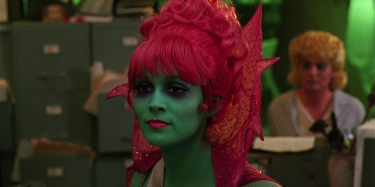 Patrice Martinez as Miss Argentina in Beetlejuice