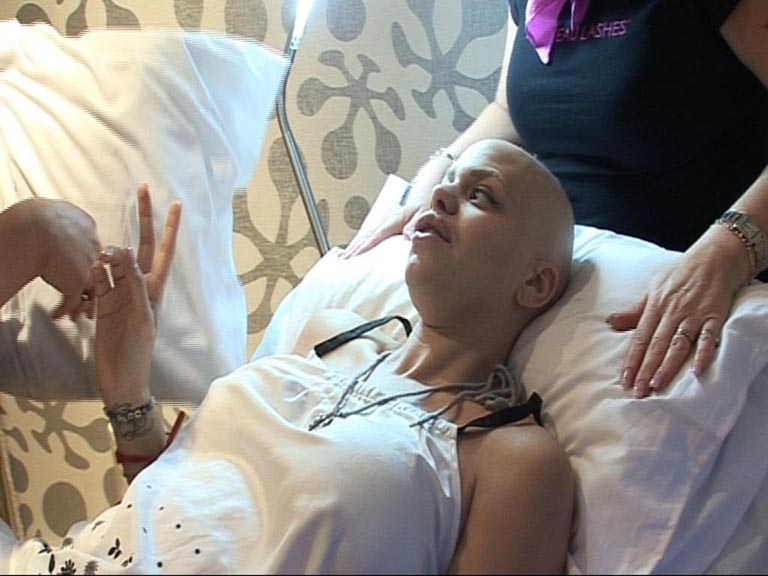 Jade 'was not afraid of dying'