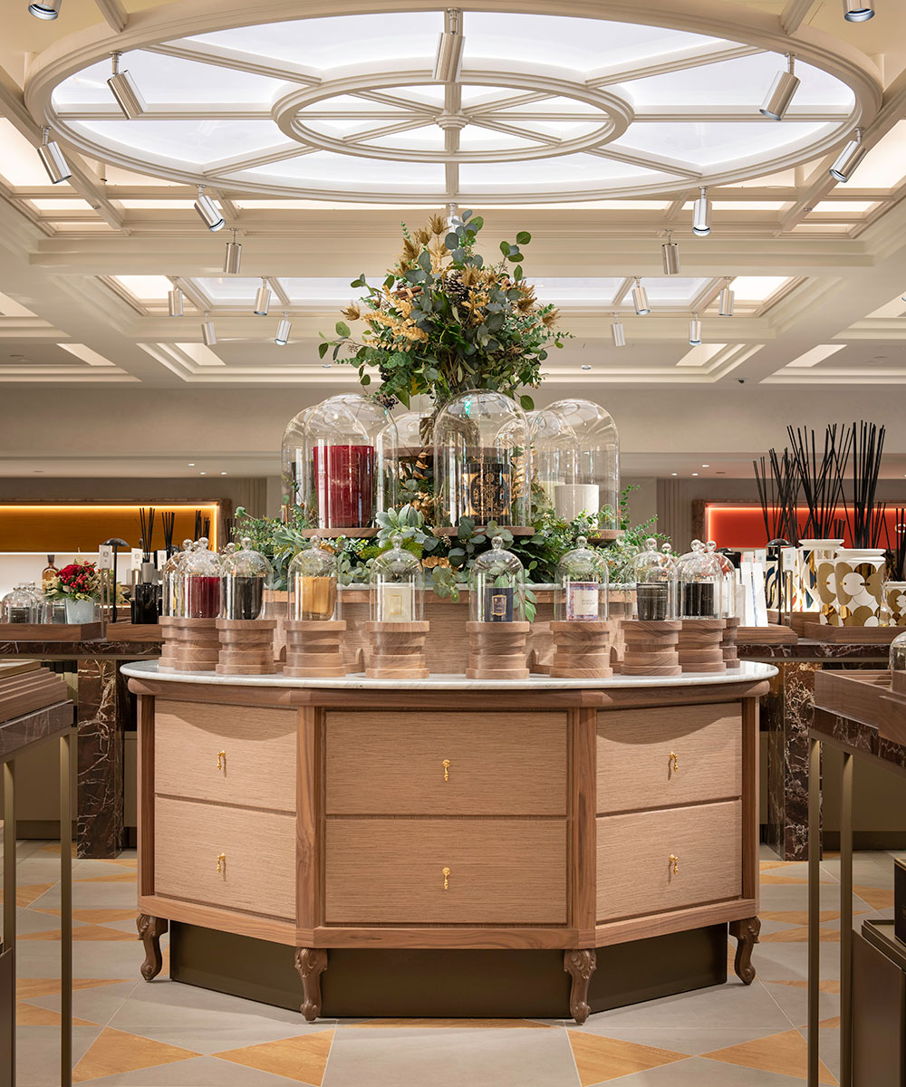 Harrods Launches The Ultimate Interiors And Design Destination Homes Gardens