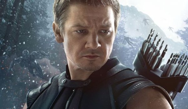 Japan's Avengers 2 Poster Gives Away The Hawkeye Twist