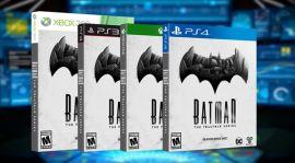 When Telltale Games' Batman Will Be Releasing Its First Episode