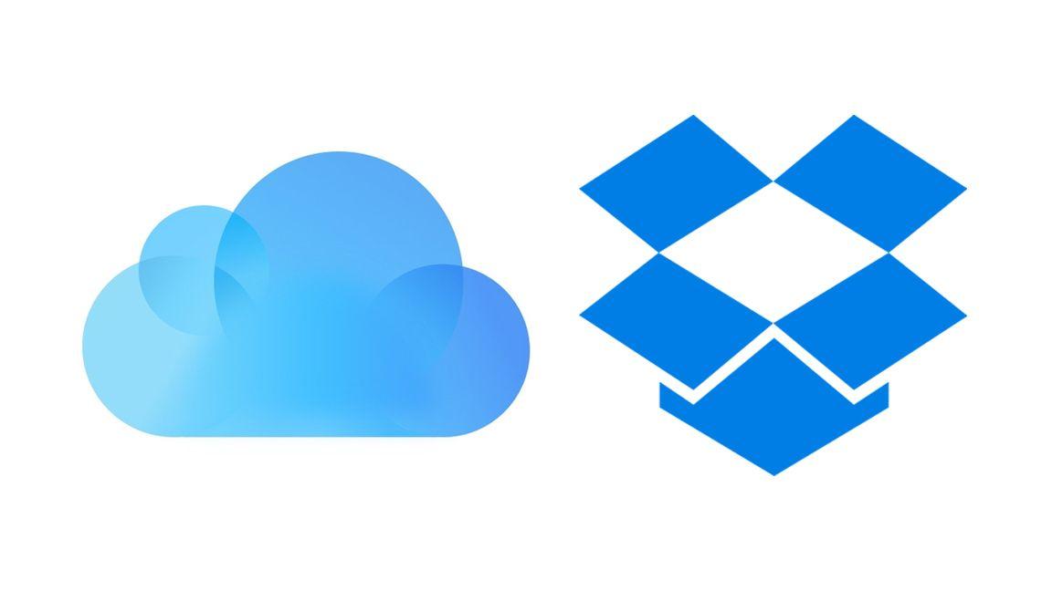 iCloud vs Dropbox: the cloud storage wars!