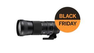 Sigma 150-600mm F5-6.3 DG OS HSM 'Contemporary' Lens for Canon Digital Cameras