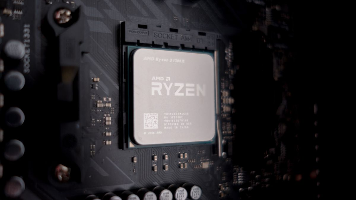 The AMD Ryzen 3100 can apparently overclock to 4.6GHz on all cores
