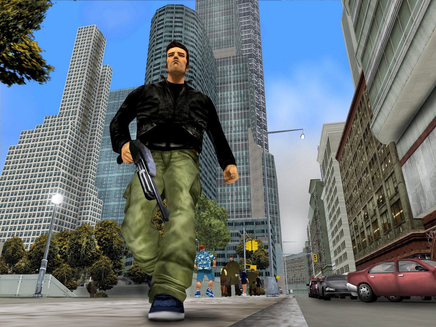Meet the modders restoring GTA 3's cut content almost two decades on