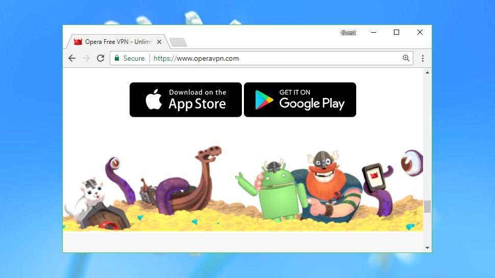 telecharger opera vpn pour pc gratuit