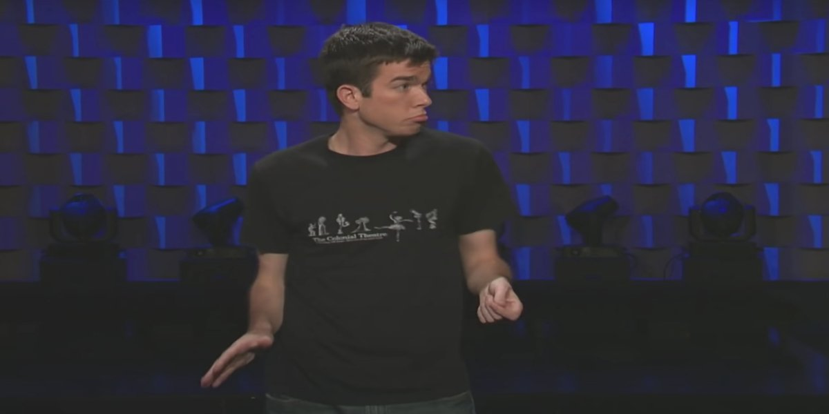 John Mulaney on Saturday Night Live