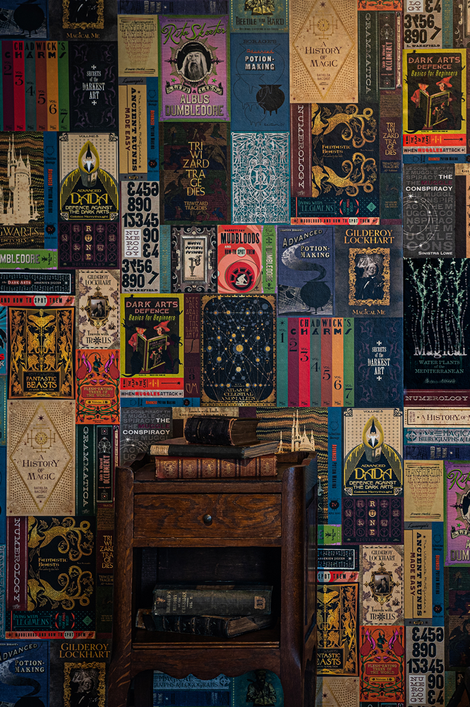 Minalima Launch Magical Wallpaper Collection Livingetc