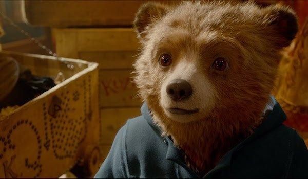 Ben Whishaw as Paddington Bear in Paddington 2