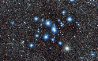 Messier 7 Star Cluster 1920
