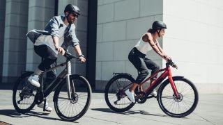 Canyon e-bikes