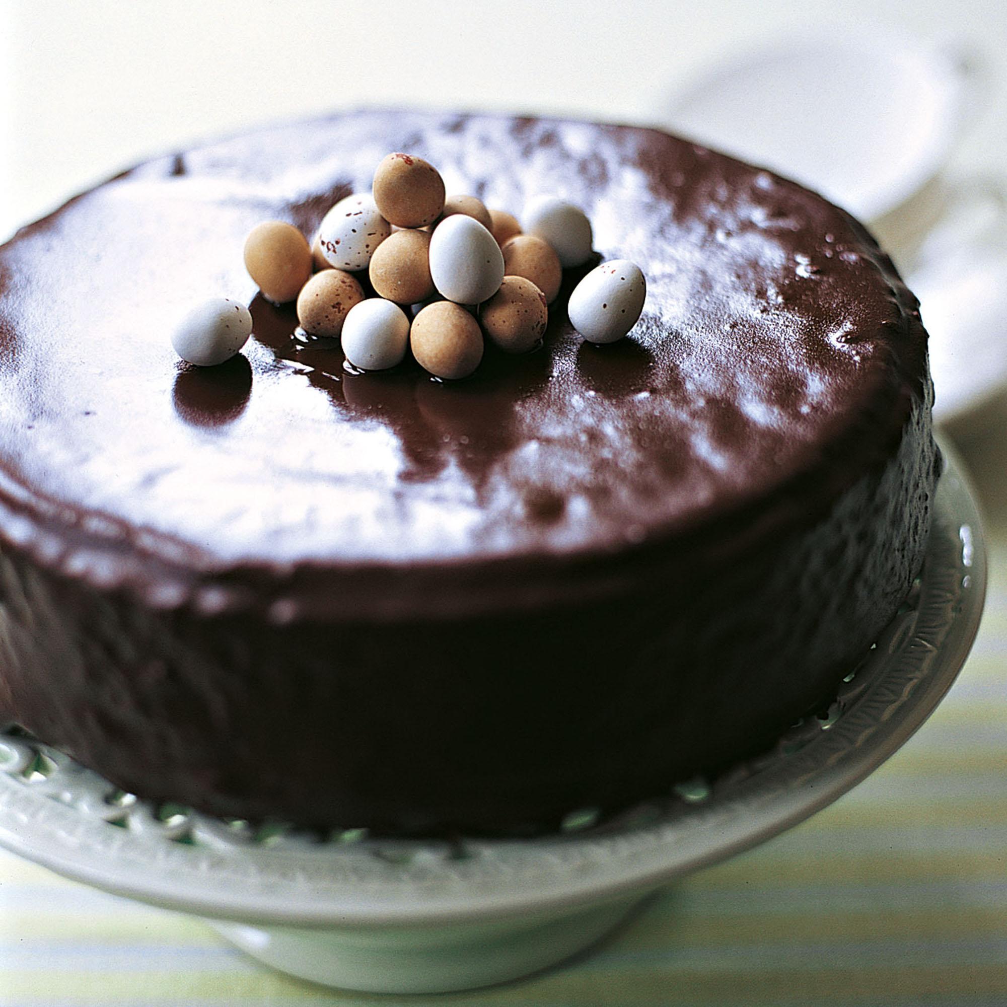 rum and raisin chocolate cake dessert recipes womanhome