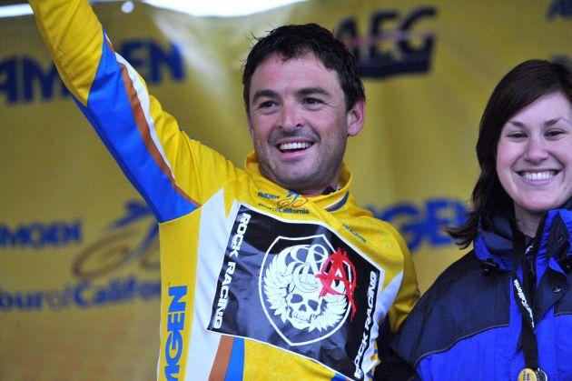 Francesco Mancebo Tour of California stage 2