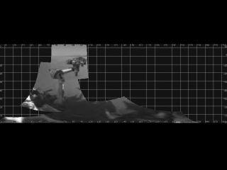 mars curiosity stretches arm