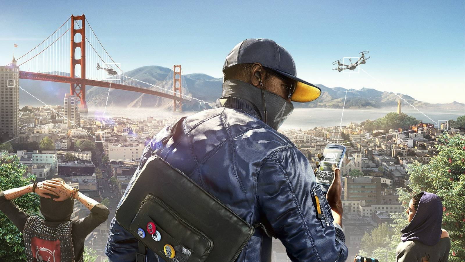 Watch Dogs 2 free