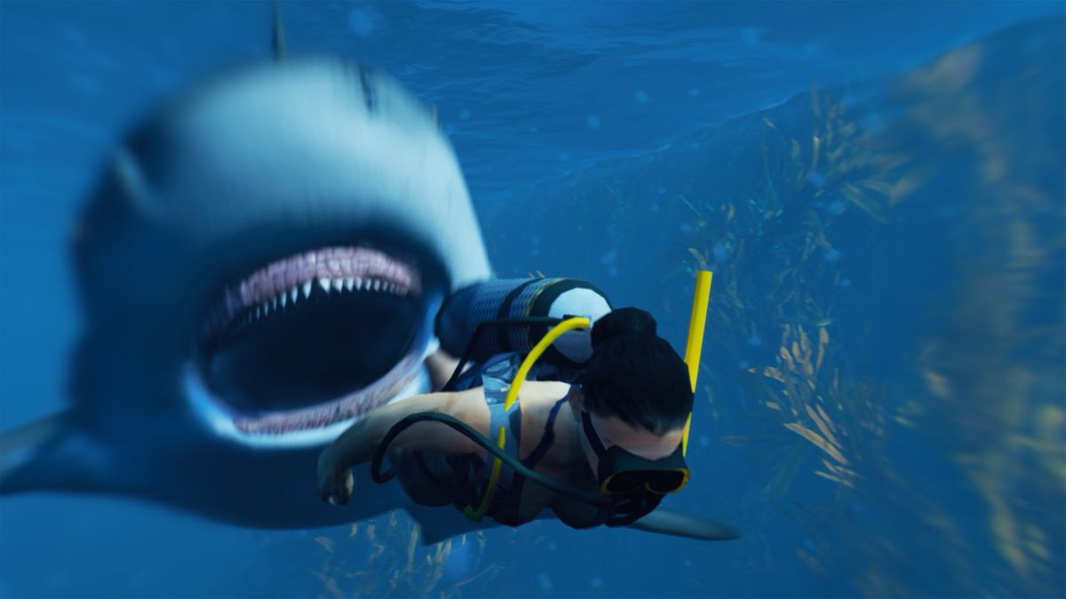 Sharks take revenge on humans in a new Maneater trailer