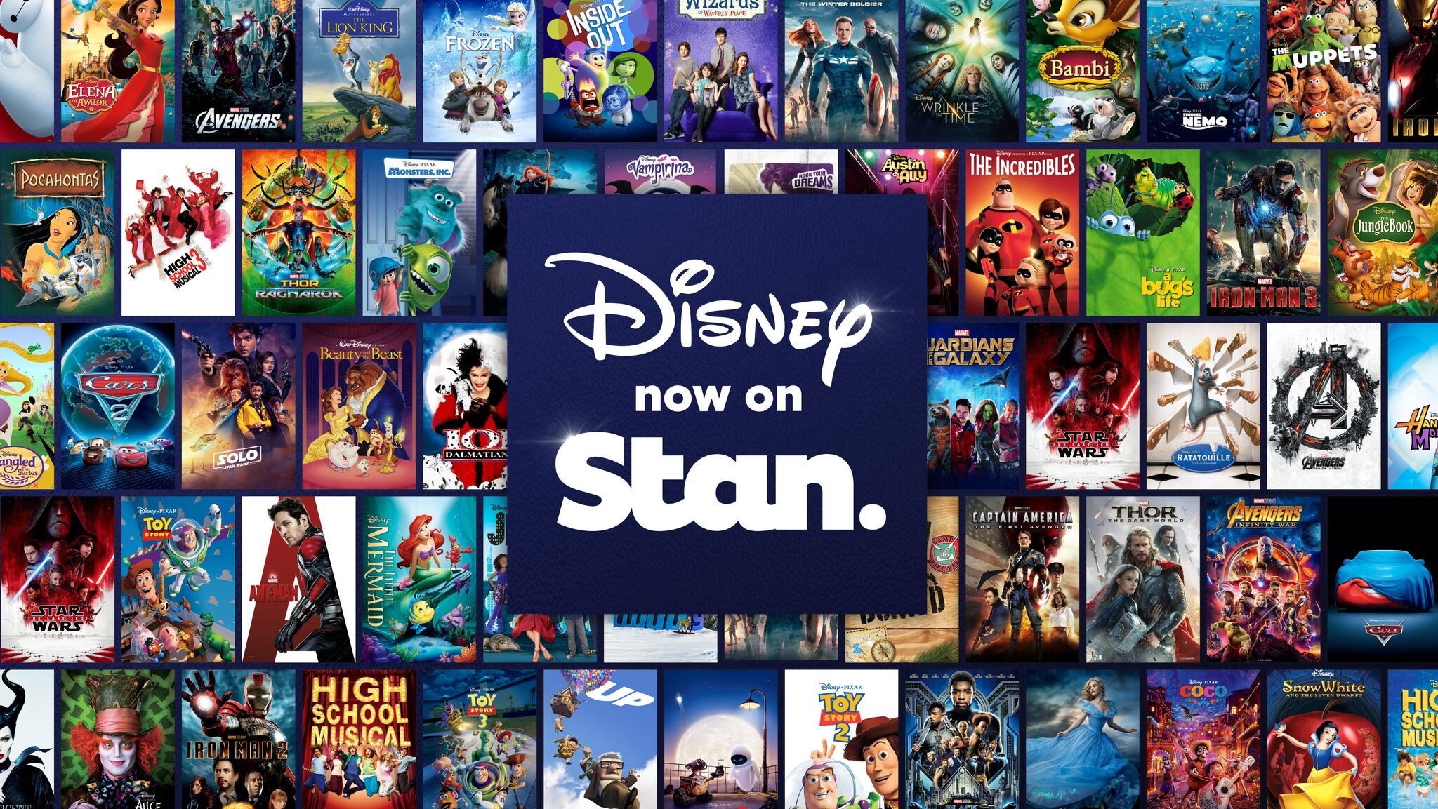 Stan is Disney's new home for streaming content in Australia | TechRadar