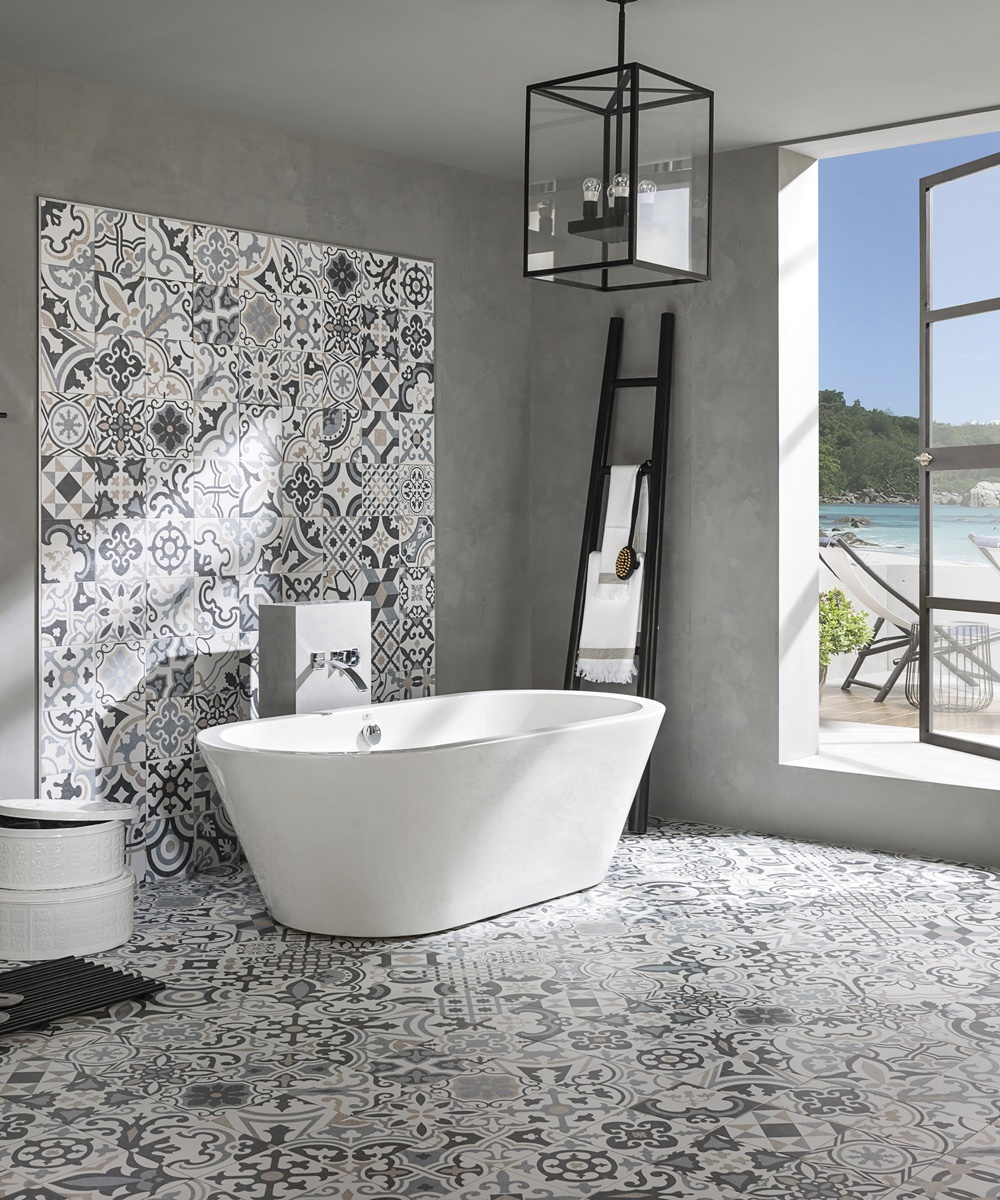 Tile trends 2020 – from Art Deco to new heritage and terrazzo
