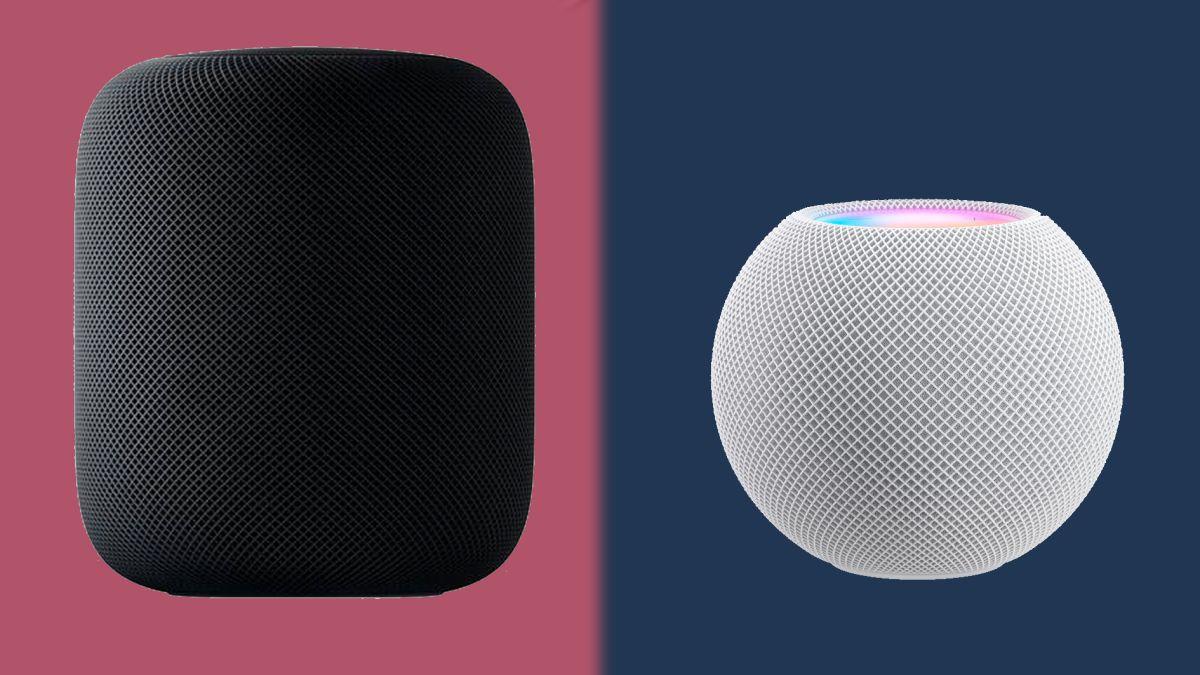 Apple HomePod mini vs Apple HomePod: what's new with the Siri smart speaker?