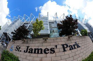 St James' Park, Newcastle