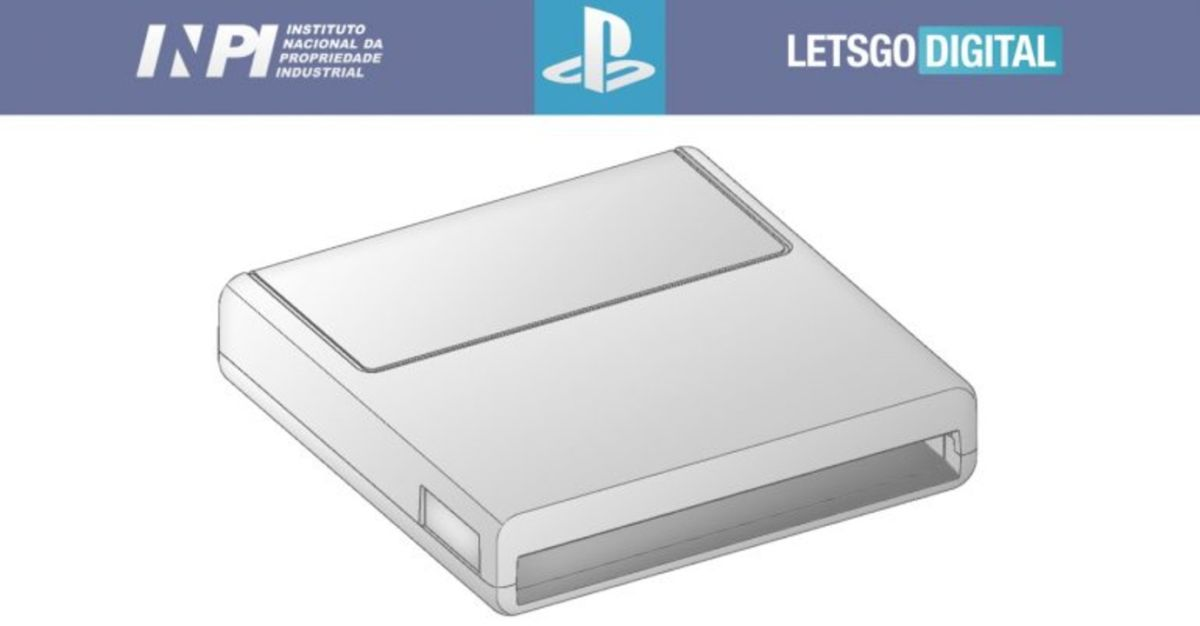 Sony files curious new cartridge patent, but it's probably not for the PS5