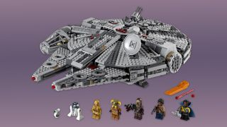 Lego Unveils New Star Wars Sets for Triple Force Friday!