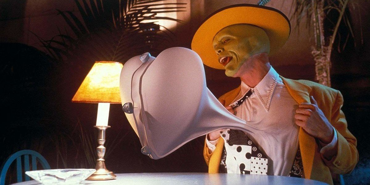 Jim Carrey - The Mask
